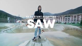 Трюковой самокат Xaos Saw - купить в MyBoardShop