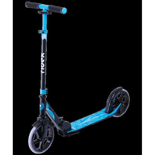 Городской самокат Ridex Marvellous 200 черный/синий
