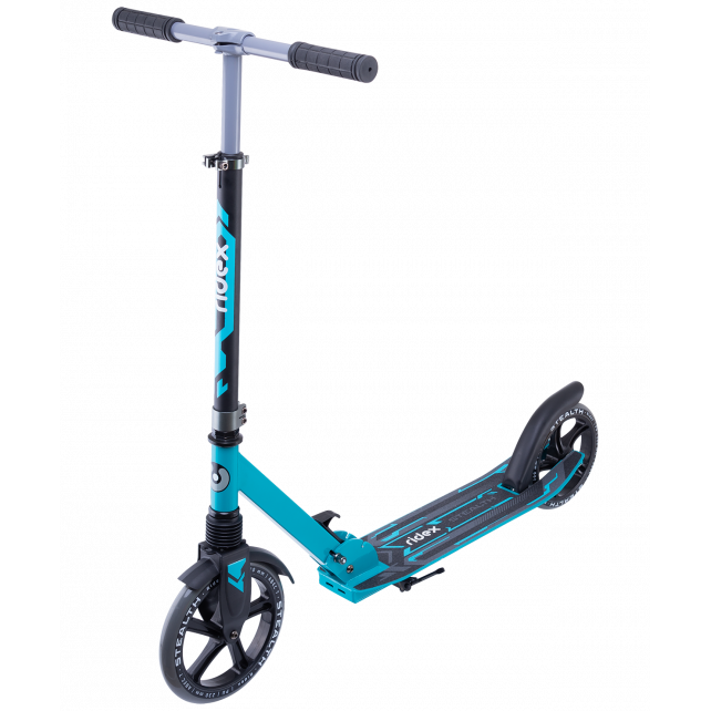 Городской самокат Ridex Stealth 230/200 голубой