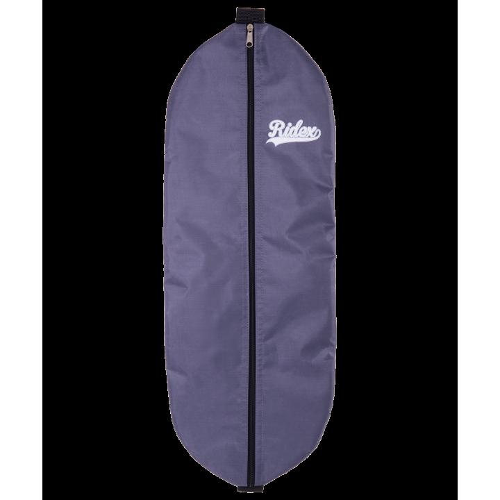 Чехол с замком для пластикового круизера Ridex, серый