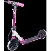 Городской самокат Ridex Sigma 200 белый/розовый