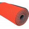 Коврик для фитнеса STARFIT FM-202 TPE 173x61x0,5 см, перфорированный, ярко-красный