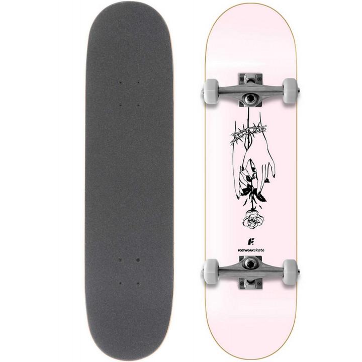"Скейтборд Footwork Rose 31.5X8"" (80 X 20 см)"