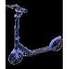Городской самокат Ridex Rank 200 синий/фиолетовый