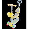 Самокат-беговел Ridex Starlet желтый