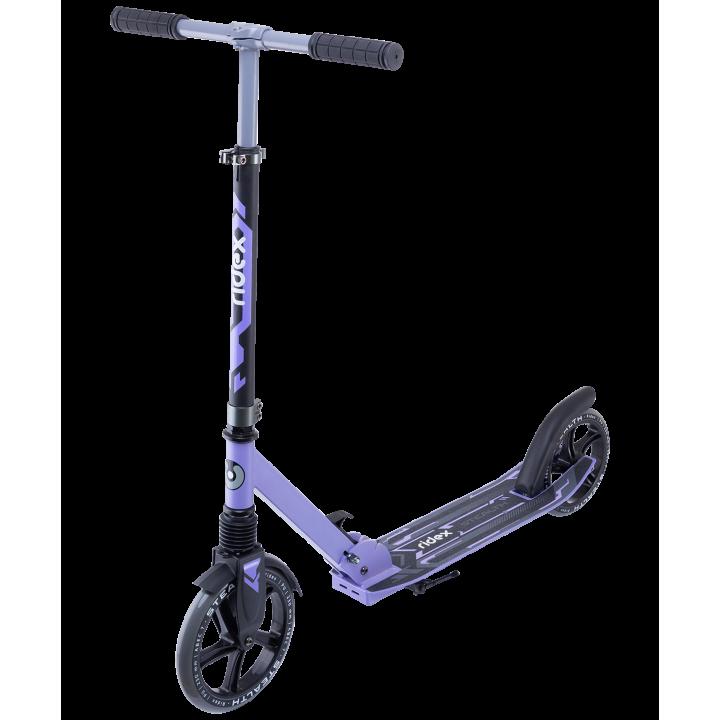 Городской самокат Ridex Stealth 230/200 фиолетовый