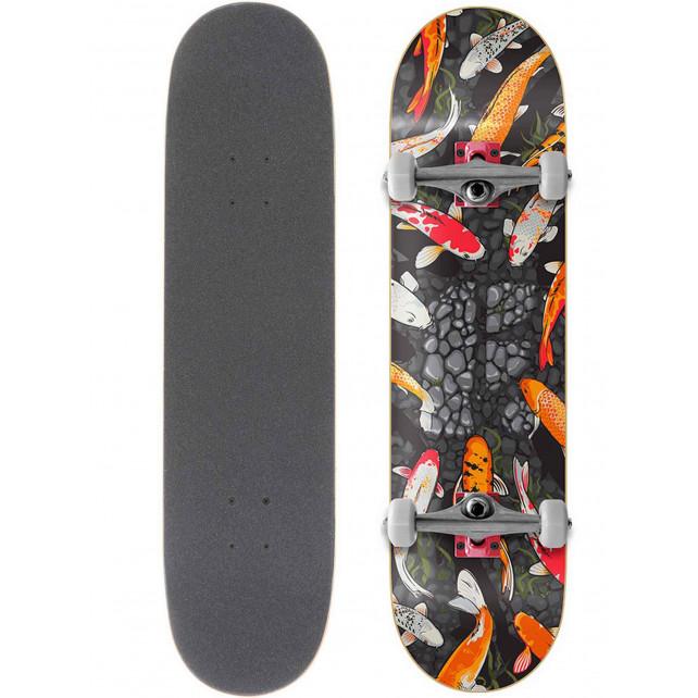 """Скейтборд Footwork Carp 31.5X8"""" (80 X 20 см)"""