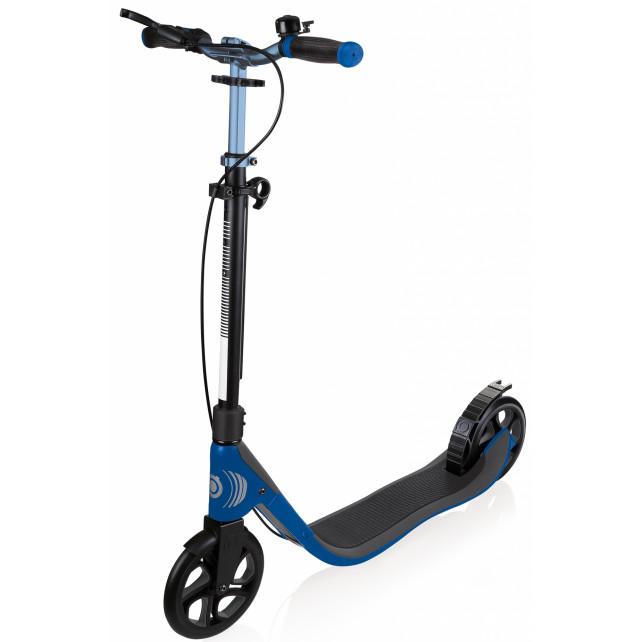 Городской самокат Globber ONE NL 205 DELUXE синий