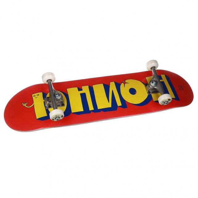 Скейтборд Юнион Team Red/Yellow 32.5''X8.5'' (82,55 X 21,59 см)