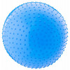 Мяч гимнастический массажный STARFIT GB-301 65 см, синий (антивзрыв)