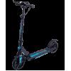Городской самокат Ridex Trigger 200 черный/голубой