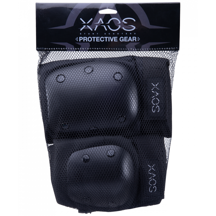 Комплект защиты Xaos Dare Black M