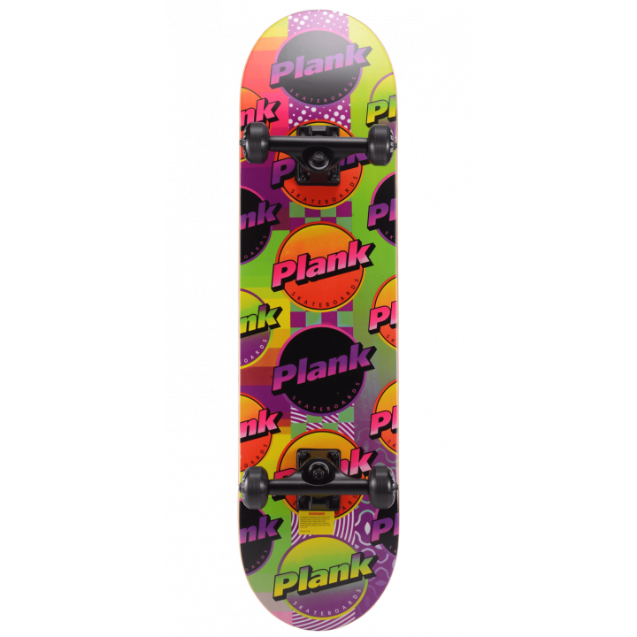 """Скейтборд Plank Retrolaser 31""""X8"""" (78.7 X 20.3 см)"""