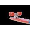 """Круизер деревянный Plank Dots 28.5"""" (72,39 см)"""