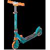 Городской самокат Ridex Razzle 145 зеленый/оранжевый
