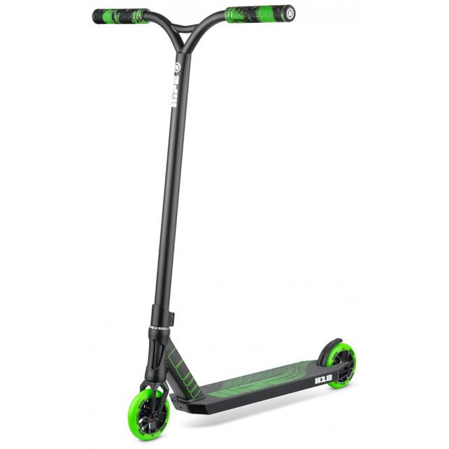 Трюковой самокат Hipe H10 black/green 2021