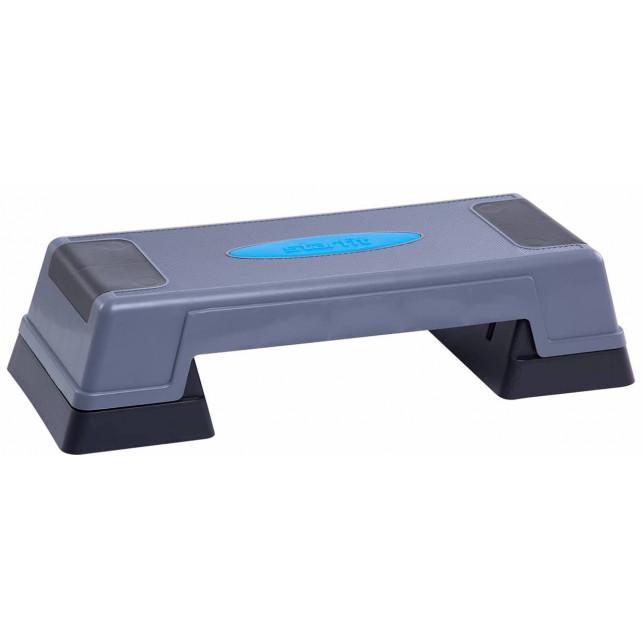 Степ-платформа STARFIT SP-301 70 х 28 х 22 см, 2-х уровневая