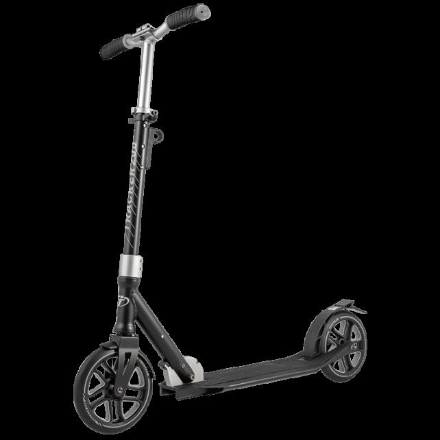 Городской самокат TechTeam TT Tracker 200 2020 Black/Silver