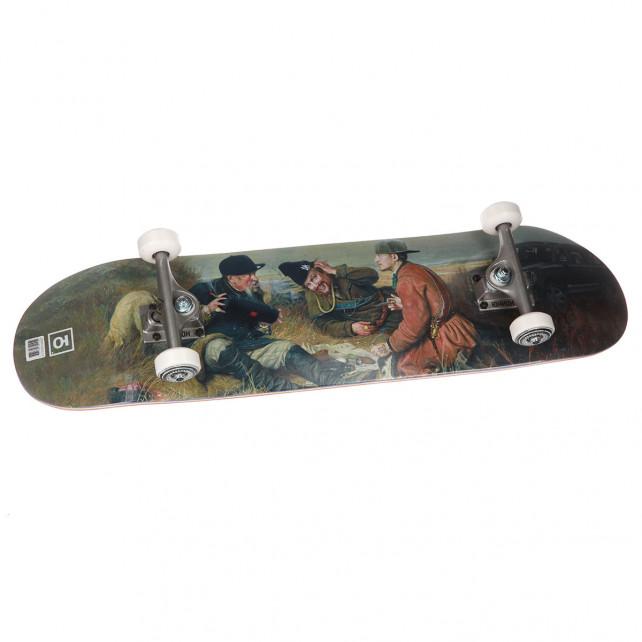 Скейтборд Юнион Gentlemens 31.875''X8.25'' (80,97 X 20,96 см)